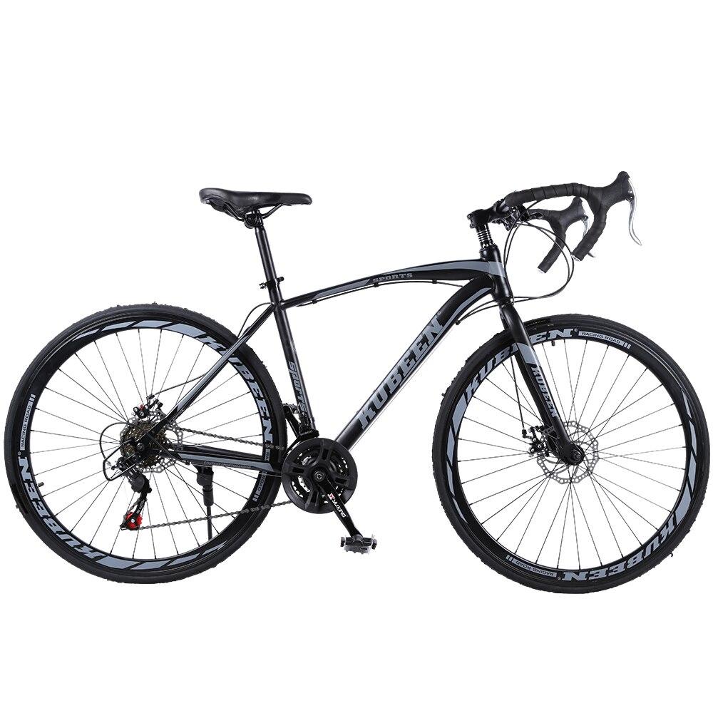 KUBEEN 400C Route Vélo Complet Vélo Vélo BICICLETTA Vélo De Route Bicicleta 21speed
