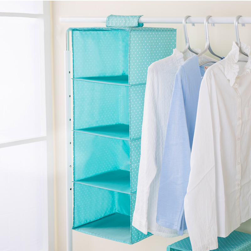Hang Storage Pocket Clothes Storage Box Single Pocket With Out Storage Drawer 30 30 80cm
