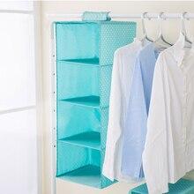 Hängen Aufbewahrungstasche Kleidung Aufbewahrungsbox Einzel Tasche Mit Heraus Schublade 30*30*80 cm