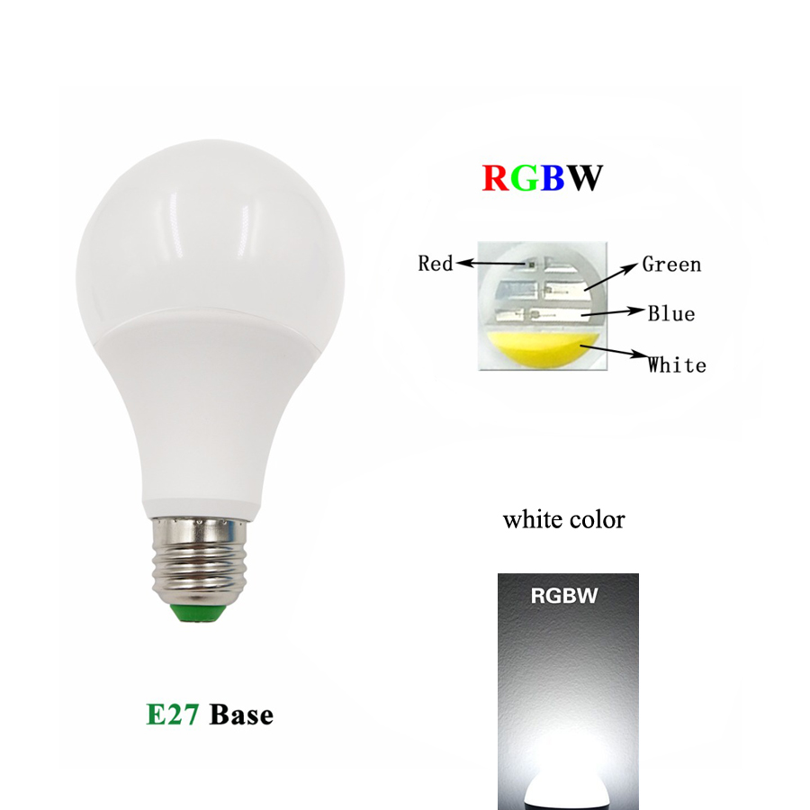 Led Bulbs Rgb Led Bulb E27 E14 16 Color Changing Light Candle Bulb Rgb Led Spotlight Lamp Ac85 265v Top 99 Cheap Products Led Light Bulbs 120v In Romo