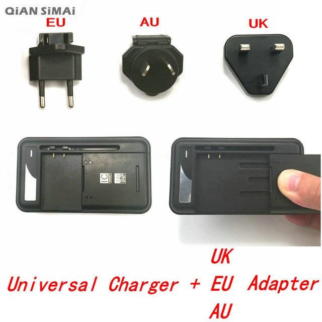 QiAN SiMAi USB Universal Travel Battery Wall charger For POMP King W99 W88 ZOPO ZP1000 Jiake x3s Amoi A928W Cubot X6 Coolpad F1