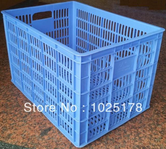 Plastic Baskets NO 644 670*475*420 640*440*405 Stackable Storage