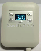 FREE SHIPPING AW1585Y Temperature Humidity Recorder With Special Medicine Warehouse GSP Temperature And Humidity Sensor