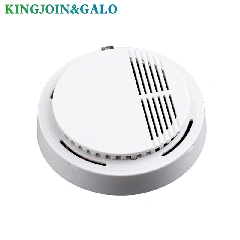Image 3 - 85 dB Voice Fire Smoke Sensor Detector Alarm Tester Home Security System   Kitchen/Restaurant/Hotel/Cafe-in Smoke Detector from Security & Protection