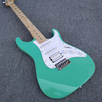 Custom shop, electric guitar, please see pictures, if you like, please give me order, I will build for you.