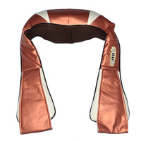 16 Massage Ball Shiatsu Back Neck Shoulder Body Massager Electric Car Home Use 4D Infrared Heated