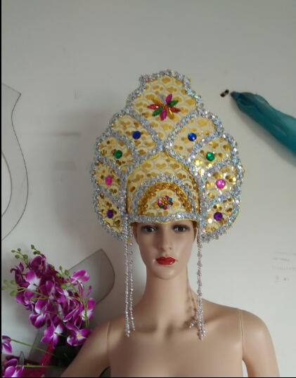 Woman Hat Headdress