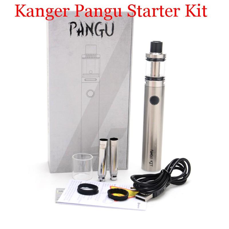 Original Electronic Cigarette Kits Kanger Pangu Kit 3.5ml Liquid Capacity 2500mah Built-in Battery Capacity with PGOCC Coil YY (3)