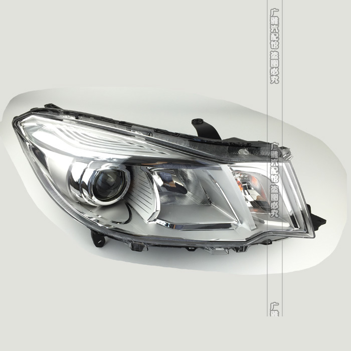 for Great Wall Wingle 6 headlamp headlight assembly front combination lamp Wingle 6 headlight high quality