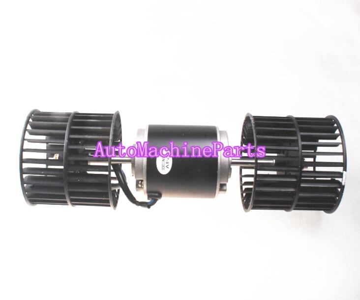New Blower Motor 14514331 14576774 for Volvo excavator EC330 EC360 EC460 ex200 3 excavator 24 volt fan blower motor motor ass y for hitachi