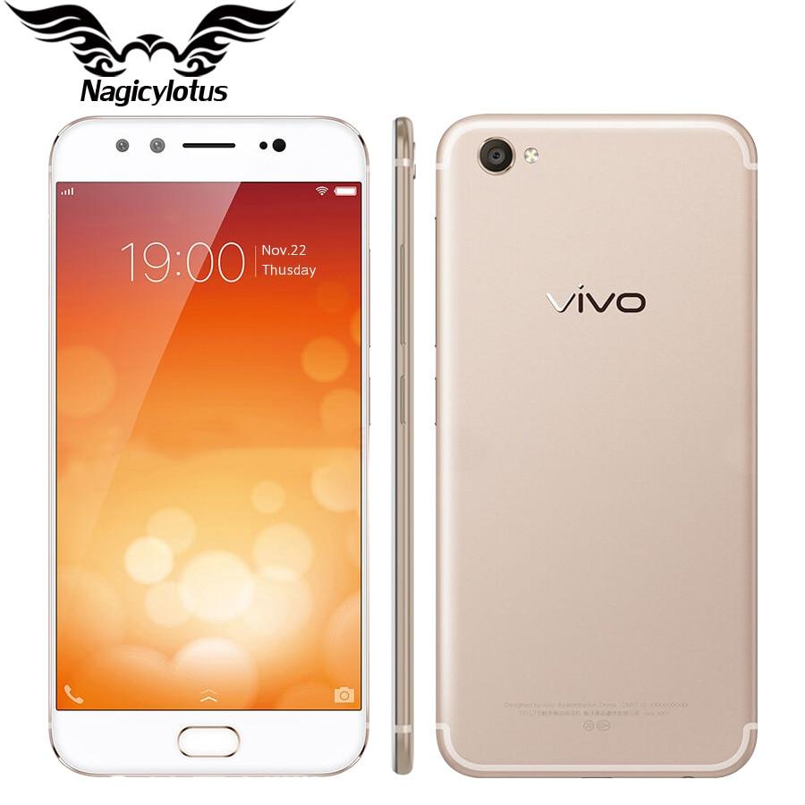 New Original VIVO X9 4G LTE Mobile Phone 4GB RAM 64GB ROM Octa Core 5.5 inch 20MP+8MP Camera Android 6.0 1920*1080 Fingerprint