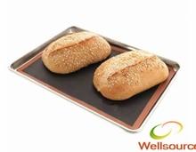 400*300*0,7mm oder 15,75*11,81 zoll Antihaft-silikon Backen Liner für Brot Ähnliche Silpain Brot Backmatte Backen brot blatt