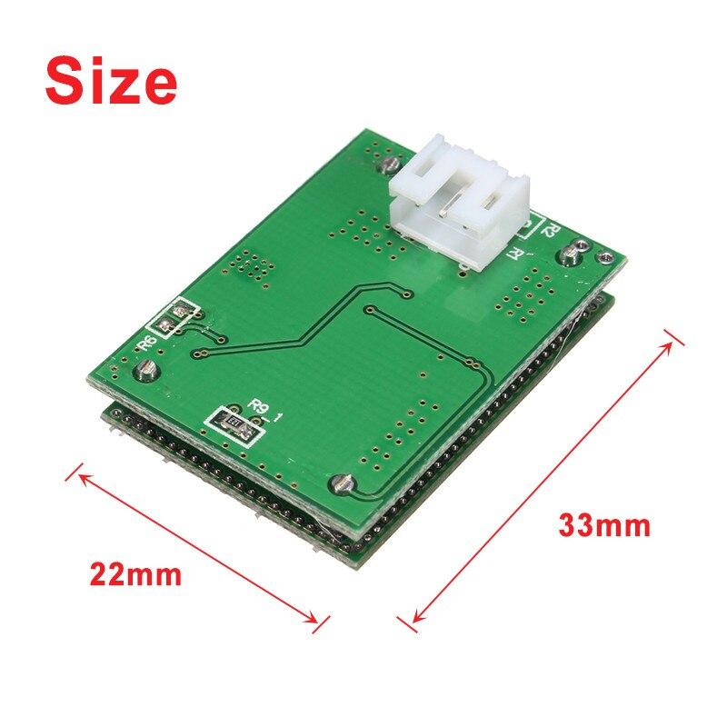5.8GHZ micro-ondes Capteur radar 6-9 M Commutateur Intelligent Pour Home//Contrôle