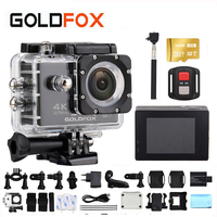 F60 F60R Allwinner V3 4K 30FPS Sport Action Camera 1080P 60FPS WIFI Camera 30M Go Waterproo
