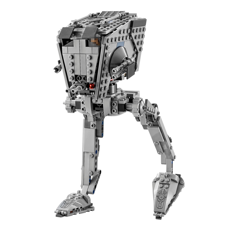 Star 1060pcs New Wars Series Out of print AT Model ST Set Building Blocks Bricks Model 10174 Toys For Children Gifts цена