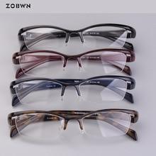 Super Light eyeglasses girls Mix wholesale 5 colors half rim women business glasses Silicone stipule butterfly shape 54-18-140