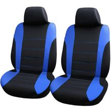 4/9Pcs Universal Car Front Back Seat Covers Set Fashion Automobiles Accessories Cover