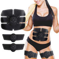 Abdominal Muscle Stimulator Toner ABS Workout Home Gym Office Fitness Equipment Training Men Women Electrostimulation Musculaire