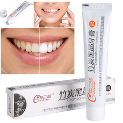 2018 Hot JETTING Toothpaste Bamboo Charcoal Black Toothpaste Teeth Whitening Cleaning Hygiene Oral Care Tooth Paste 50g
