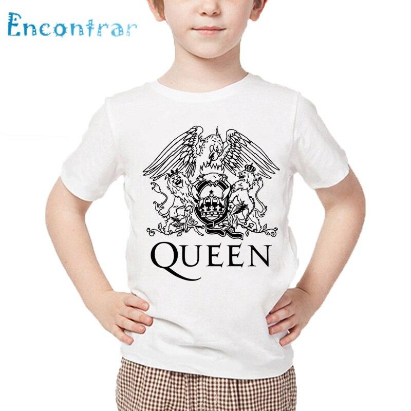 cec858eb9bf Buy Cheap Kids Rock Band Queen Freddie Mercury Print T shirt Online ...
