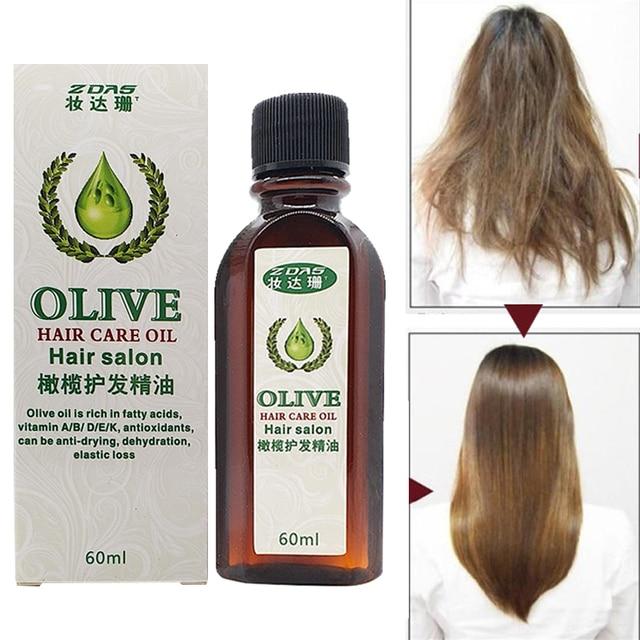 Aceite para el cabello