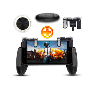 Image 2 - 3 types for PUBG Game Trigger Phone Gaming PUBG Mobile Controller Gamepad Tools for Android IOS e25