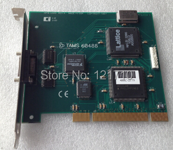 Industrial equipment board TAMS 60488 PCI interface REV A for HP-IB HPIB special CARD