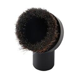 Универсальный конского волоса мини-кисточка для пылесоса щетка для пыли вакуумного крепления