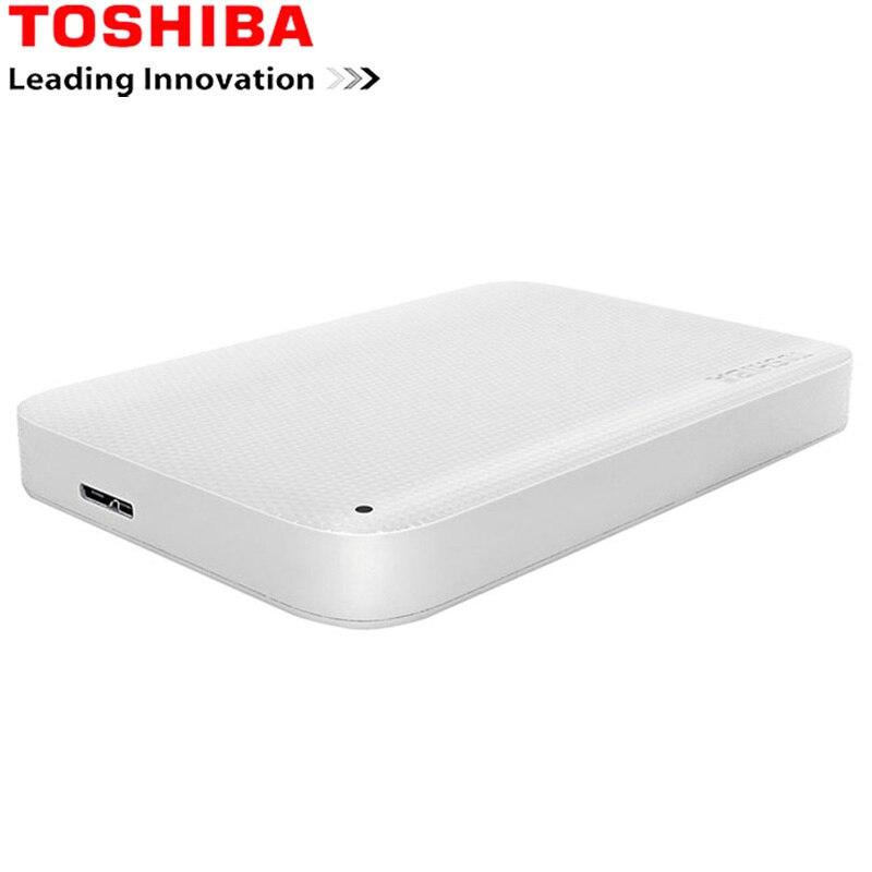 Disque dur Externe Toshiba HDD 1 to 3 to 2 to disque dur Portable discothèques Duros Externos 3.0 USB Externe Harde Schijf USB pour