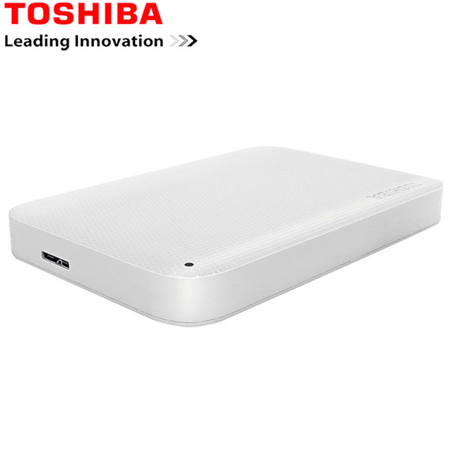 Toshiba HDD External Hard Drive 1 TB 3 TB 2 TB Hard Disk Portable Discos Duros Externos 3.0 USB Externe Harde Schijf USB For
