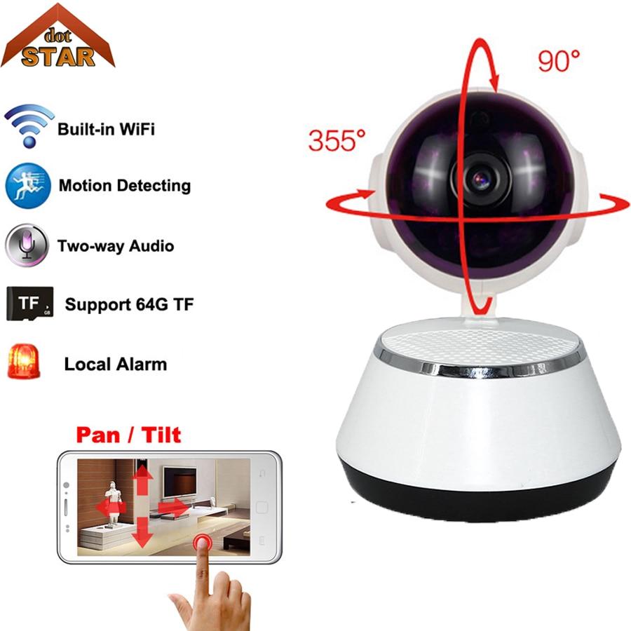 Wireless wifi Camera 720P HD Wi-Fi Video Surveillance P2P Baby Monitor Ip camera mini Smart CCTV Home Camara