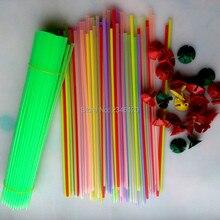 100 шт./лот 32 см аксессуары для воздушного шара держатель для шарика палочки с чашками вечерние поставки украшения держатель воздушных шаров палочки