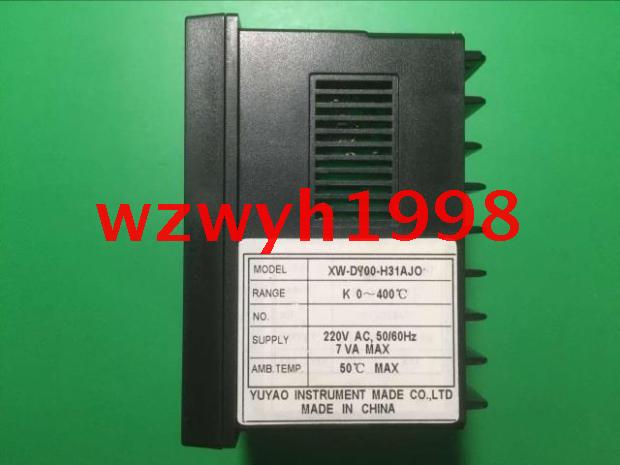Genuine HOPE Section Yang XW-D900 temperature controller XW-D900B-H31J01 Yuyao Instrument XWD900 цена