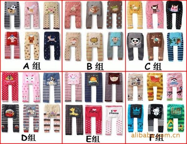 Розничная ; более 40 Дизайнов; детские брюки; детские колготки; детские леггинсы - Цвет: girl