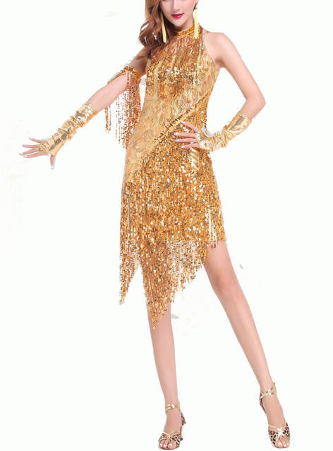 Online Shop Women s 1920 s 20s Sequin Great Gatsby Flapper Girl Formal  Vintage Themed Party Clothing Style Dresses Clothes Women  824655cd623c
