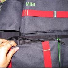 Фирменная Новинка модная сумка для хранения высокое качество рюкзак красочные Стиль с защитой от ультрафиолетового излучения, с эмблемой Mini Cooper, школьная сумка для инструментов(1 шт./компл