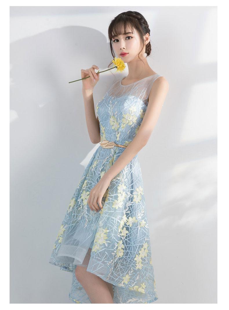 Ziemlich Lange Abendkleid Mit Ausgeschnittenen Seiten Von Flirt ...