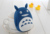 Moda de nova Bonito Totoro Banco Do Poder Real Capacidade 10000 mAh Portátil backup Externo Carregador de bateria Para todos os telemóveis/pad