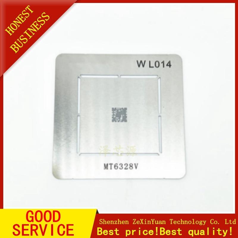 BGA Reball Stencils For Cpu MT6328V MT6328 WL014