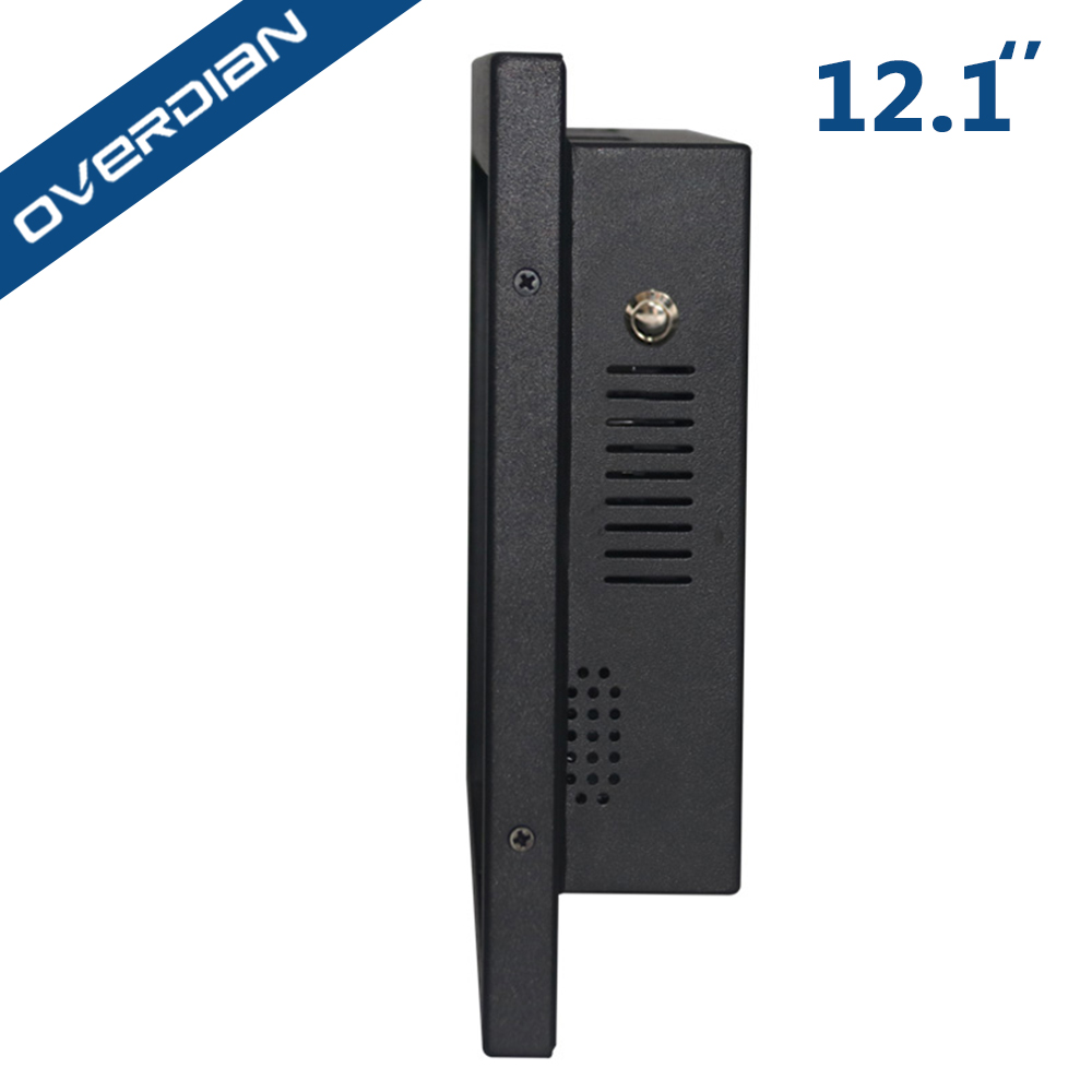 12Inch Intelligent Computer Widescreen XP System Single Touch Screen 1280*800 Industrial Computer Household Embedded Computer