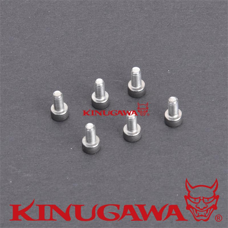 Kinugawa Billet Turbo Adjustable Wastegate Actuator screws