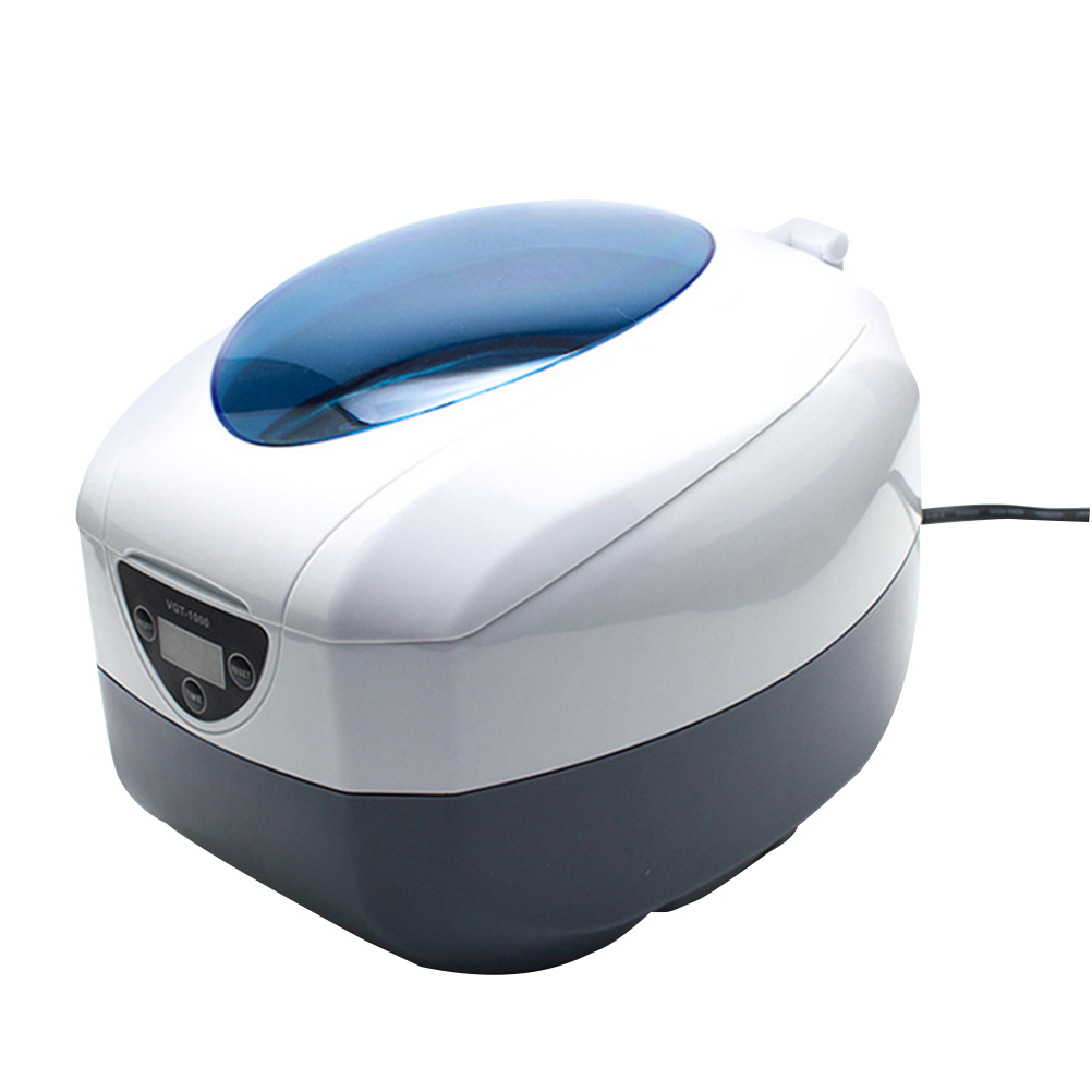 Ultrasonic Jewelry Cleaner 750ml Portable Ultrasonic Cleaning Machine for Eyeglasses Watches Shaver Jewelry 600ml digital ultrasonic jewelry watches eyeglasses cleaner cleaning machine