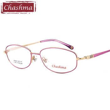14 g Prescription Glasses Women Pure Titanium Frame Lentes Opticos Gafas Quality Titanium Frames Super Light