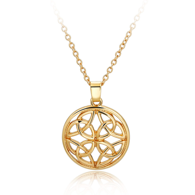 Chicvie Золотое длинное ожерелье из смолы для женщин аксессуары