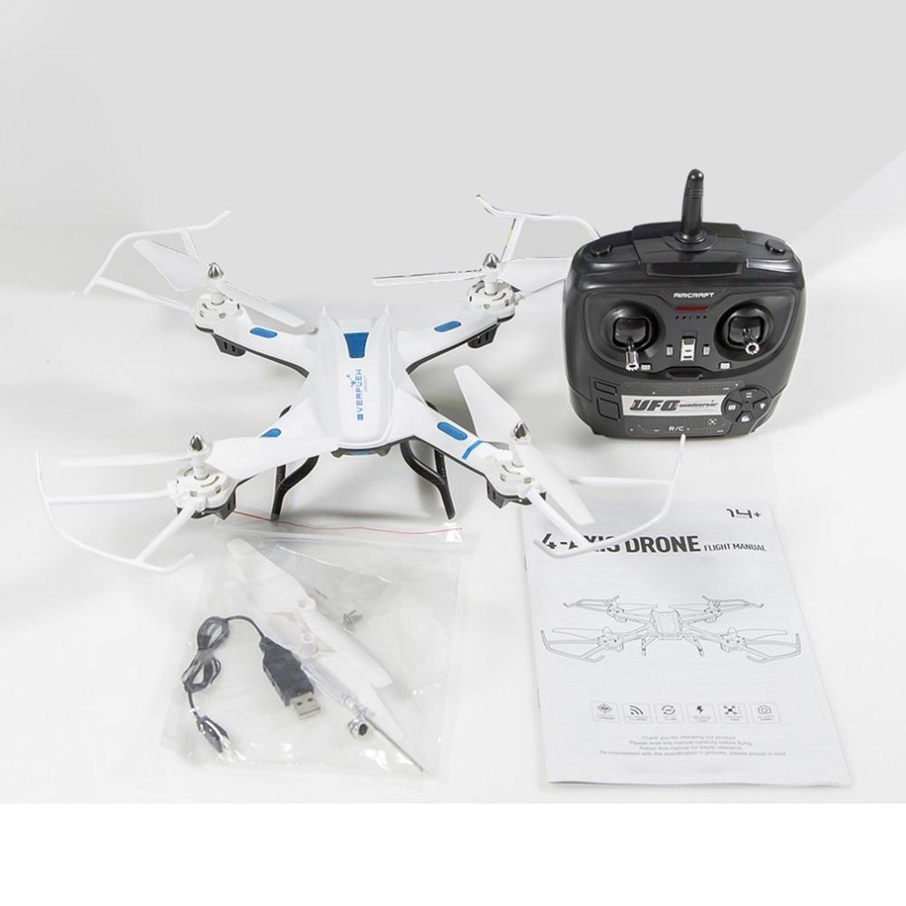 Wifi FPV RC Quadcopter with 720P HD Real-time Camera Altitude Hold 3D Flips Drone Aircraft UAV Wifi FPV RC Quadcopter with 720P HD Real-time Camera Altitude Hold 3D Flips Drone Aircraft UAV