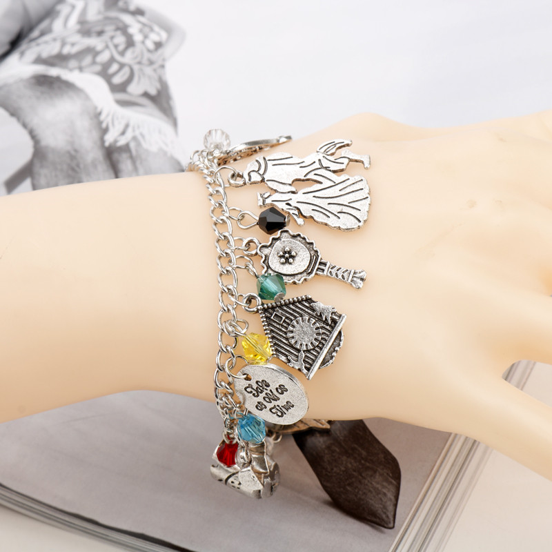 Beauty And The Beast Bangles&Bracelets For Women Fashion