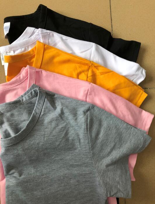 NANYUAYA Hakuna Matata T Shirt Women Funny Letter Print Cute Holiday Tops Tees Casual Short Sleeve Shirts Tops
