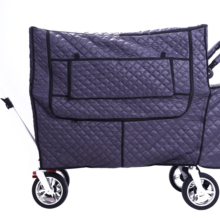 crotec wagon CROTEC WAGON Children's trolley  winter kit  not include trolley