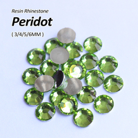 Resin Rhinestone 3mm 4mm 5mm 6mm Nail Art Rhinestone Use For DIY Accessories