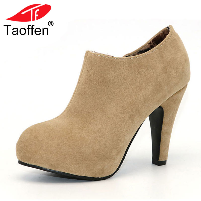 TAOFFEN free shipping high heel shoes women sexy dress footwear fashion lady female pumps P13165 hot sale EUR size 32-43 free shipping high heel wedge shoes women sexy dress footwear fashion pumps p10767 eur size 34 43
